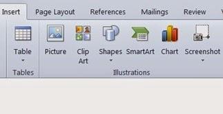 Một số công cụ đồ họa trong Word 2010 1